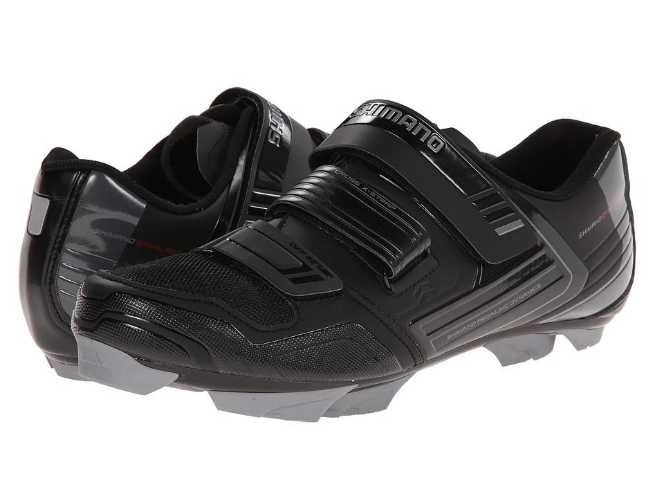 Shimano SH XC31 Black Mens Cycling Shoes