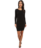 Velvet by Graham & Spencer - PIA02 Exclusive L/S Stretch Jersey Dress