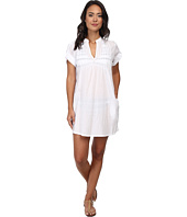 LAUREN by Ralph Lauren - Crushed Darcy Tunic Cover-Up
