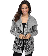 Karen Kane - Cable Knit Cardigan