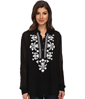 Karen Kane - Beaded Blouse