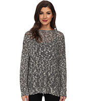 Karen Kane - Sequin Open Knit Sweater