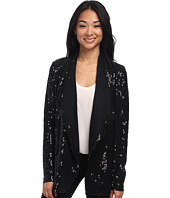 Karen Kane - Sweater Knit Sequin Cardigan