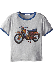 Dolce & Gabbana - Motorcycle Tee (Toddler/Little Kids)