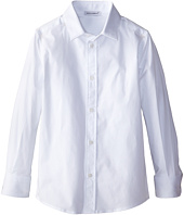 Dolce & Gabbana - Basic Stretch Poplin Button Up (Toddler/Little Kids)