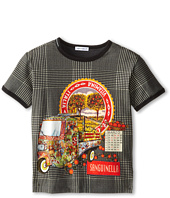 Dolce & Gabbana - Printed Crew Neck Tee (Toddler/Little Kids)