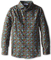Dolce & Gabbana Kids - Printed L/S Button Up (Toddler/Little Kids)