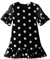 Dolce & Gabbana Kids - S/S Polka Dot Dress (Infant)