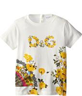 Dolce & Gabbana - Floral Logo Print Tee (Infant)