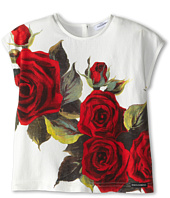 Dolce & Gabbana - Rose Print S/S Tee (Infant)
