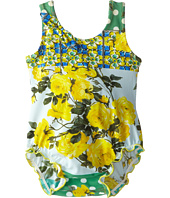 Dolce & Gabbana Kids - Floral Vase One Piece (Infant)
