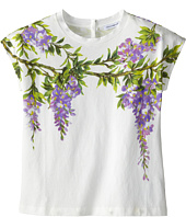 Dolce & Gabbana Kids - Jersey Glicine Tshirt (Big Kids)