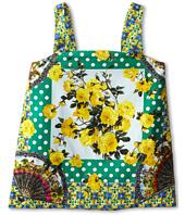 Dolce & Gabbana Kids - Floral Print Camisole (Big Kids)