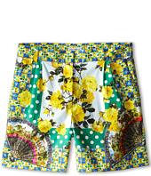 Dolce & Gabbana Kids - Floral Print Short (Big Kids)