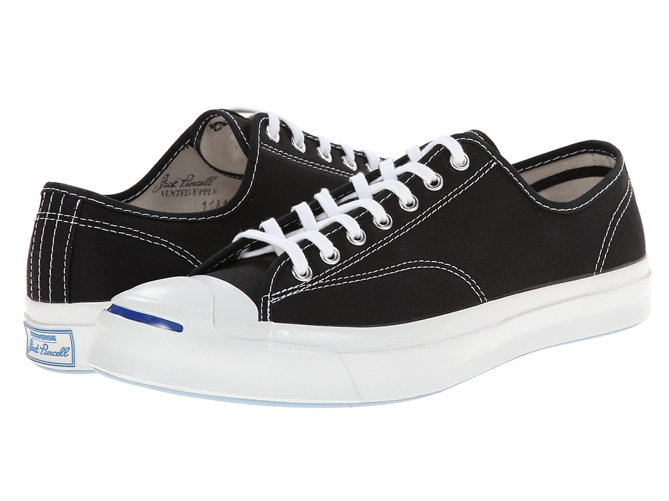 Converse Jack Purcell Signature Ox Black Shoes