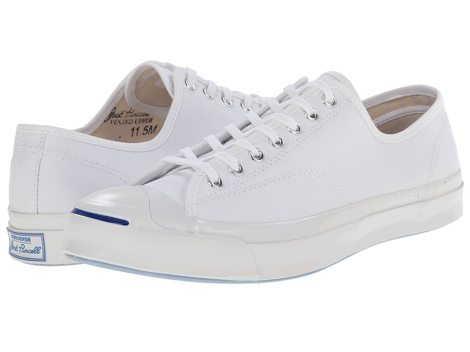 Converse Jack Purcell Signature Ox White Shoes