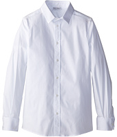 Dolce & Gabbana - Basic Stretch Poplin Button Up (Big Kids)