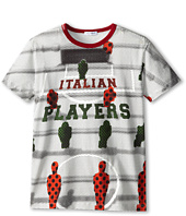 Dolce & Gabbana - Italian Player Tee (Big Kids)