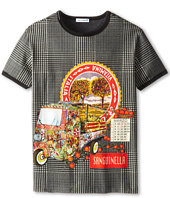 Dolce & Gabbana - Printed Crew Neck Tee (Big Kids)