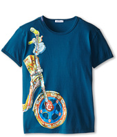 Dolce & Gabbana - Motorcycle Wheel Tee (Big Kids)
