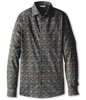 Dolce & Gabbana Kids - Printed L/S Button Up (Big Kids)