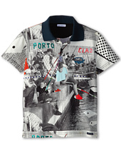 Dolce & Gabbana Kids - Fishing Poles Print Tee (Big Kids)