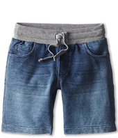 Dolce & Gabbana - Denim Track Short (Toddler/Little Kids)
