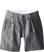 Dolce & Gabbana Kids - Linen Shorts (Toddler/Little Kids)