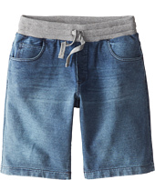 Dolce & Gabbana - Denim Track Short (Big Kids)