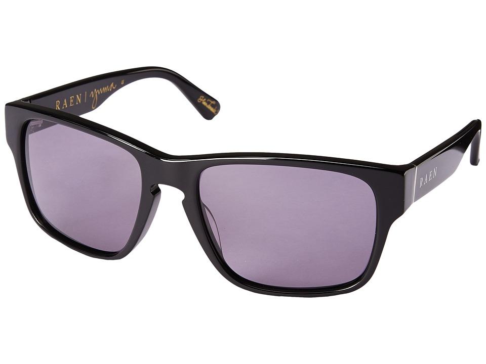 RAEN Optics Yuma Black Fashion Sunglasses