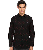 Vivienne Westwood MAN - Fresh Cut Collar Startooth Button Up