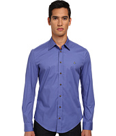 Vivienne Westwood - Stretch Poplin Button Up