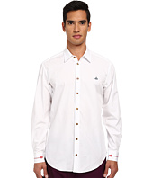 Vivienne Westwood MAN - Fresh Cut Collar Firm Poplin Button Up