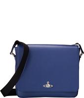 Vivienne Westwood - Saffiano Messenger Bag
