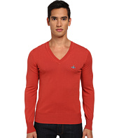 Vivienne Westwood - Classic V-Neck Sweater