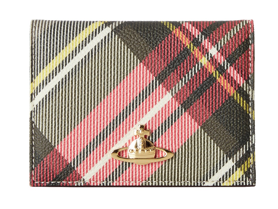 Vivienne Westwood - Derby Card Holder (New Exhibition) Credit card Wallet