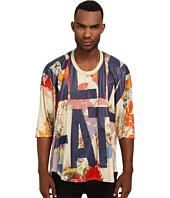 Vivienne Westwood MAN - Floral Oversize T-Shirt