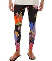 Vivienne Westwood MAN - Floral Leggings