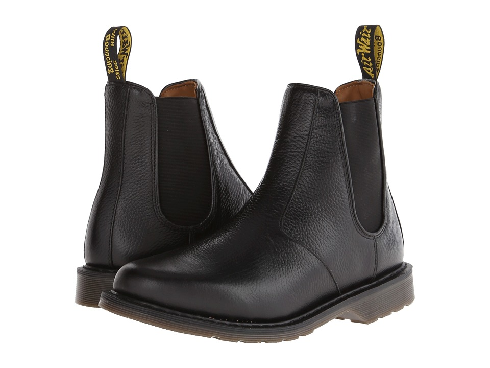 Dr. Martens - Victor Chelsea Boot (Black New Nova) Men