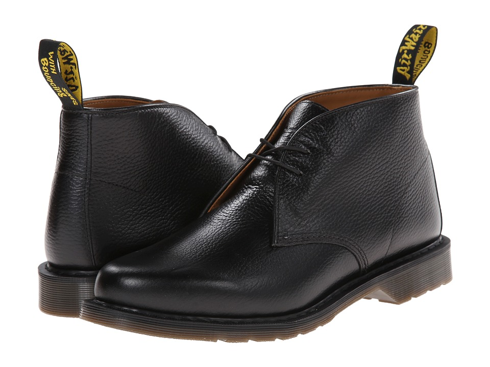 Dr. Martens - Sawyer Desert Boot (Black New Nova) Men