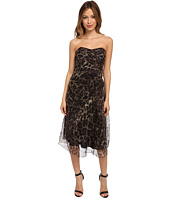 Badgley Mischka - Leopard Organza Cocktail