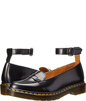 Dr. Martens - Leonie Pointed Ankle Strap Penny Loafer