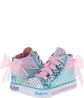 SKECHERS KIDS - Shuffles - Pixie Bunch 10421N Lights (Toddler)