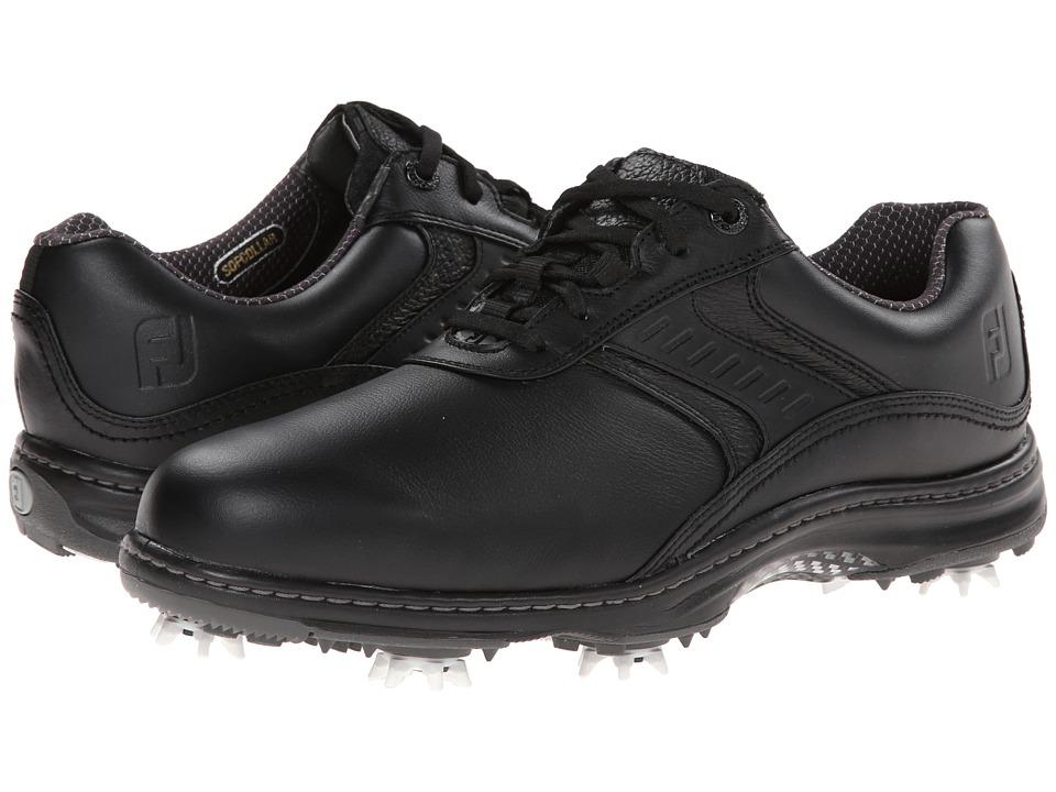 FootJoy Contour Series Black Mens Golf Shoes