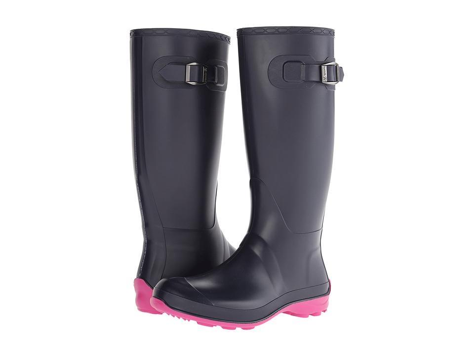Kamik Olivia Navy 1 Womens Rain Boots