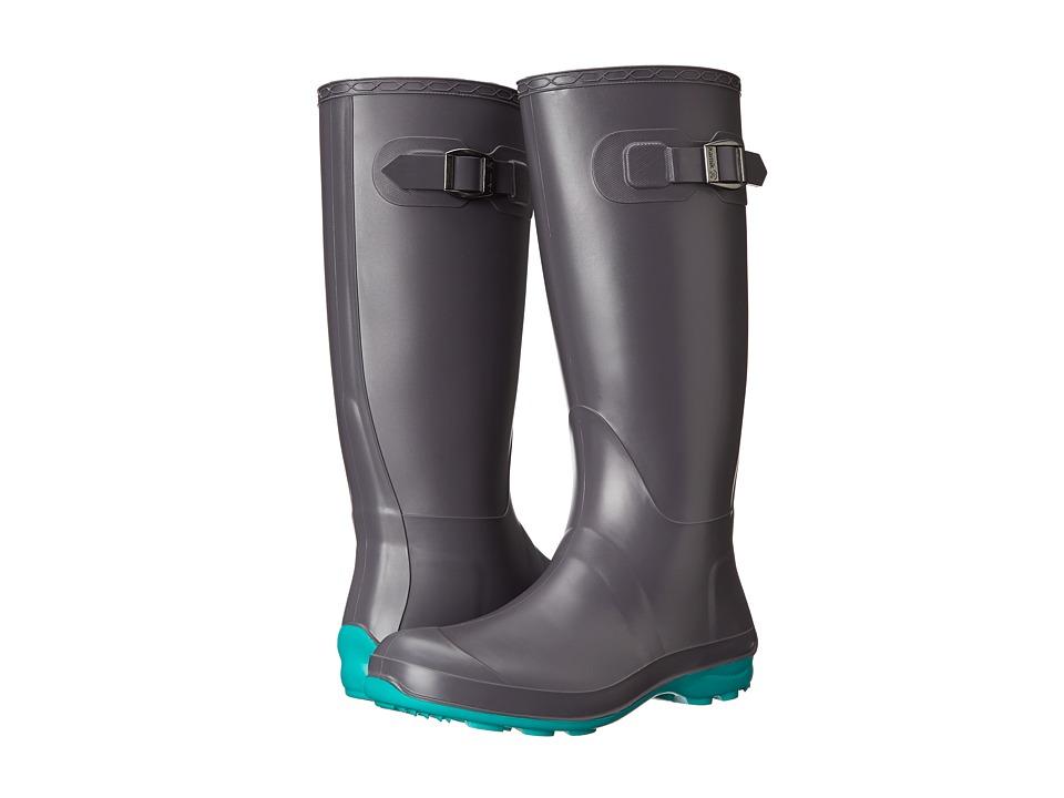 Kamik Olivia Charcoal 1 Womens Rain Boots