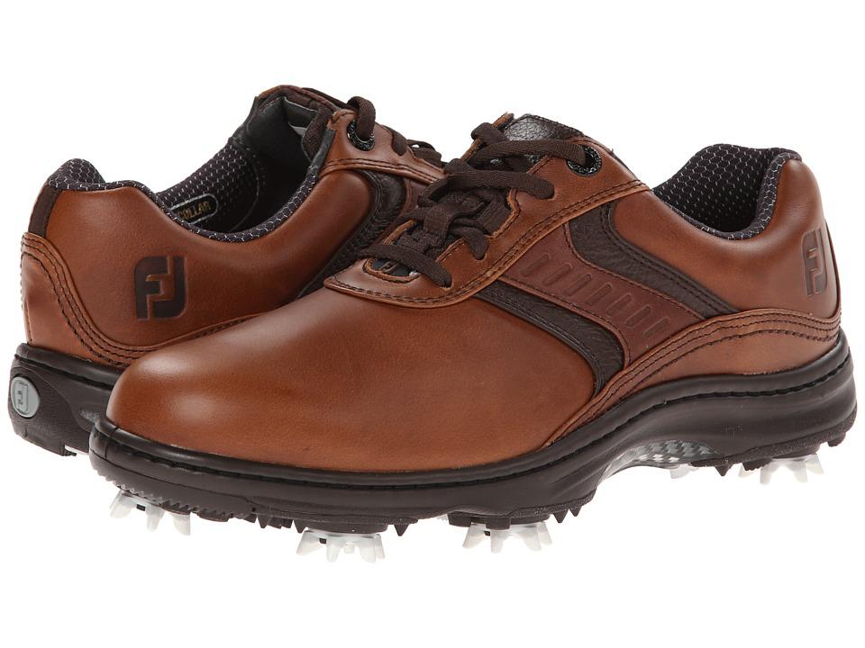 FootJoy Contour Series Dark Brown Mens Golf Shoes