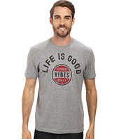 Life is good - Branded Good Vibes Crusher™ Tee