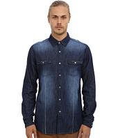 Fresh Brand - Fade Washed Chambray Shirt