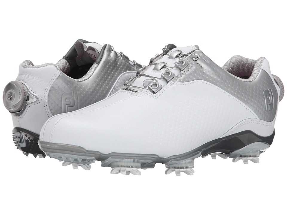 FootJoy - DNA (White/Silver) Women